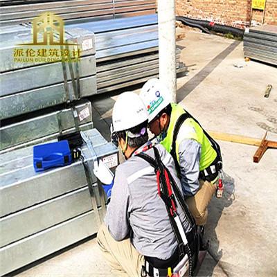 纤维水泥复合钢板防爆墙采用的是层层结构组和而成
