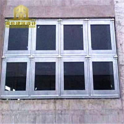 泄爆窗随州重氮化反应加氢车间泄爆门窗