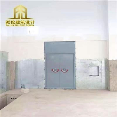 防爆门合肥中控室防爆门安装使用