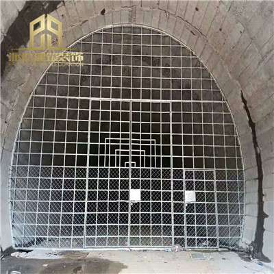 矿井防护门