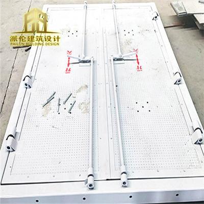 抗爆门厂家派伦生产完整性和隔热性要求的门