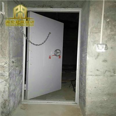 派伦矿用防护门,有效的阻止危害的延续