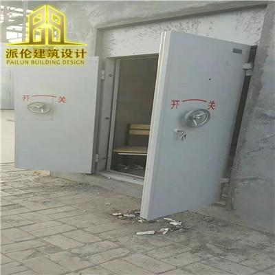 污水处理厂防爆门