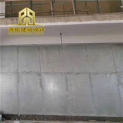 黑龙江建筑选定使用派伦保温防爆墙
