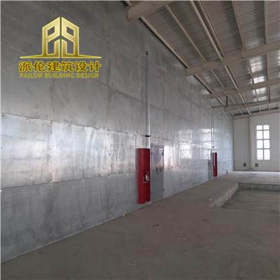 保温防爆墙能实现防止人员伤亡和财产损失必要的防护作用