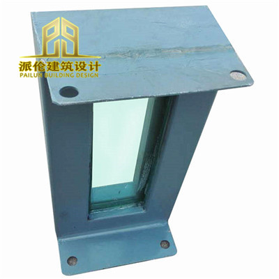 在发生危险时防爆窗能够及时对建筑物起到防护措施