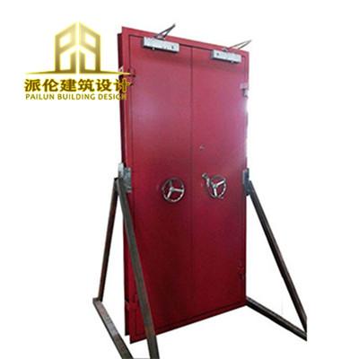 防爆门的分类与门扇的设计处理
